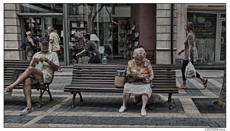 Woman reading, Spain