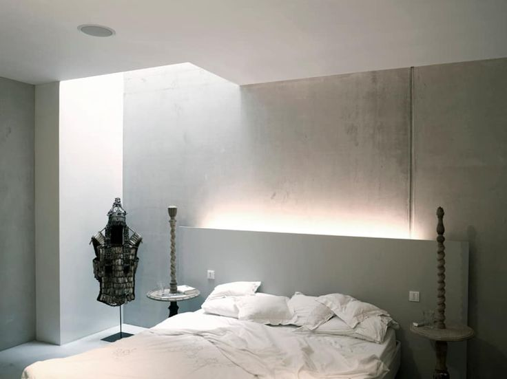 25 beste idee n over moderne slaapkamers op pinterest modern slaapkamer interieur moderne - Hooi plaid ...