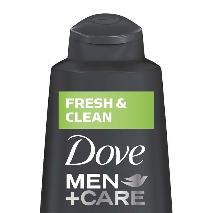 Dove Men+Care 2 in 1 Shampoo and Conditioner Fresh and Clean - 25.4oz