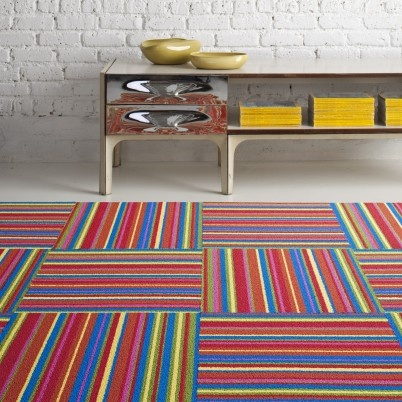 282 best fabrics wallpapers rugs images on pinterest for Carpet squares for kids rooms