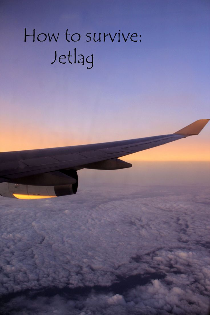 Jetlag is a killer - here is a guide to survive it! http://aworldofbackpacking.com/how-to-survive-jetlag/