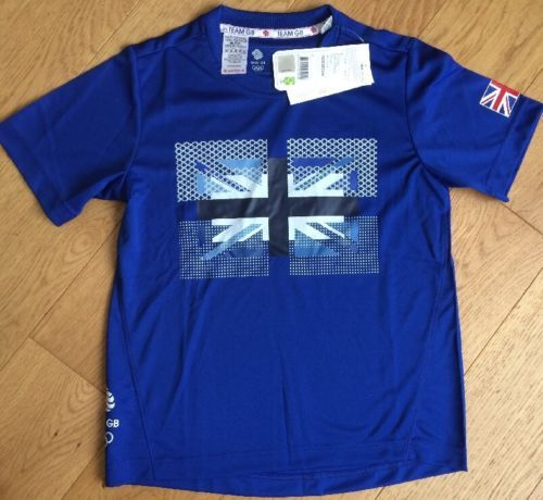 Bnwt #adidas team gb boys #t-shirt kids age 4-5 years #london 2012 olympics (23),  View more on the LINK: 	http://www.zeppy.io/product/gb/2/282087464536/