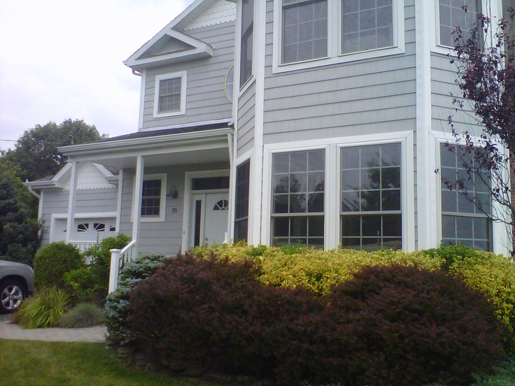 Front of current house