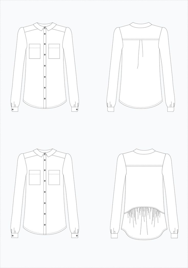 Archer Button Up Shirt – Grainline Studio. Purchased and can't wait to sew.