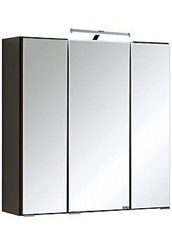 Fancy Held M bel Spiegelschrank Texas Breite cm mit LED Beleuchtung kaufen