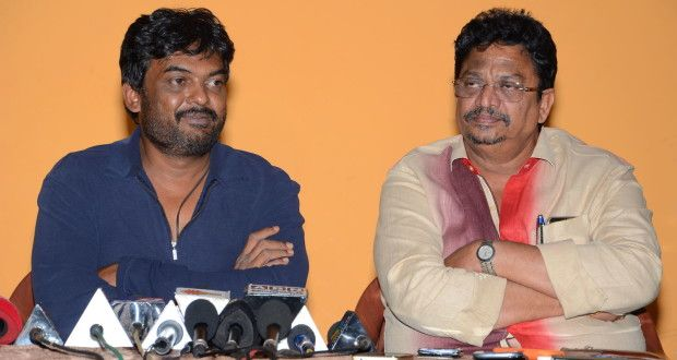 Puri Jagannadh press meet photos - Teluguabroad