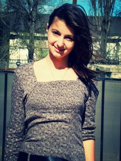 Tinere talente : Aniela Maria Pacioianu : solista | News & Oportunitati - ArtNetwork