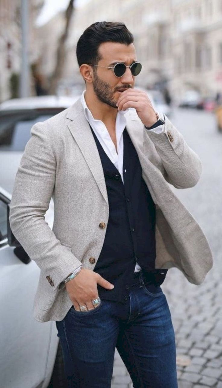 Mens business casual outfits, Mens