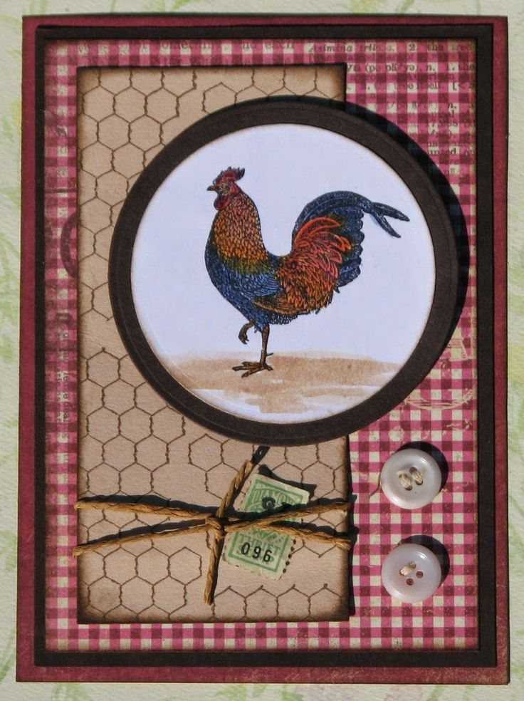 17 Best Ideas About Rooster Craft On Pinterest Chicken