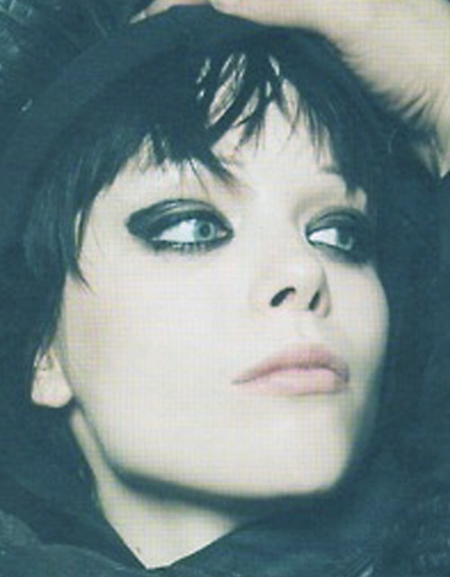 Personality ... MBTI Enneagram Alice Glass (Crystal Castles) ... loading picture