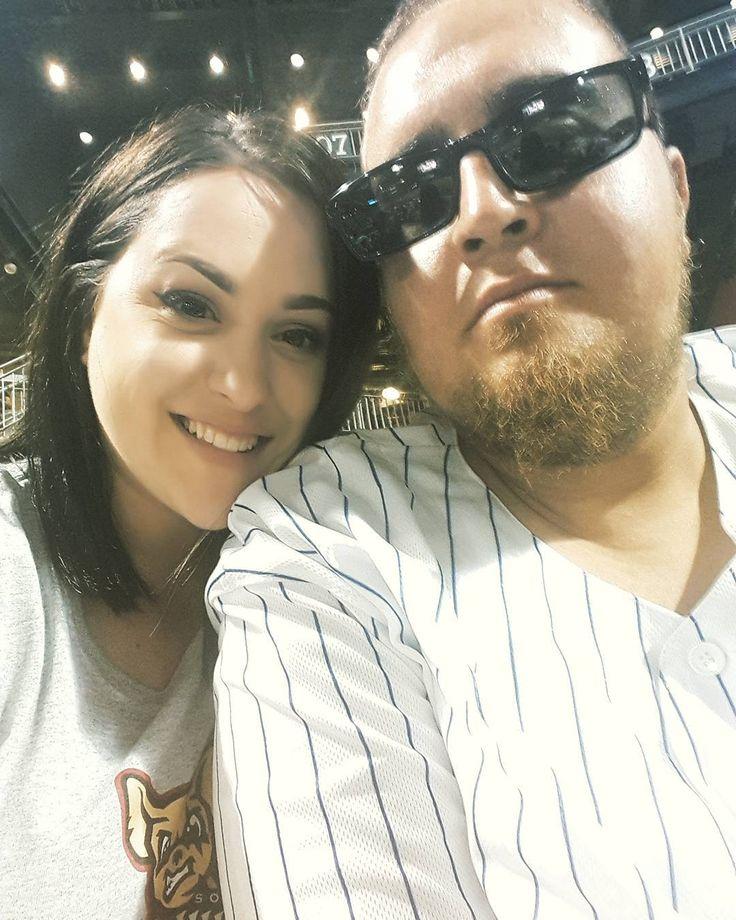 Such fun at the baseball game with my love ���� #mikennikki #Chihuahuas #gameday #baseball #nikki #makeupjunkie #makeupaddict #makeup #mac #nyx #lorac #bennye #bananapowder #urbandecay #gwenstefani #anastasia #abh #modernrenaissance #violetvoss #rideordiepalette #wingedliner #mascara #eyeliner #eyebrows #doseofcolor #popofcolour #unicornbrushes #beauty http://ameritrustshield.com/ipost/1554857410178790022/?code=BWT9pOaFzKG