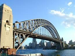 Image result for sydney harbor bridge