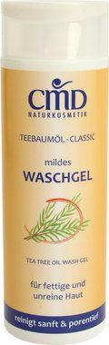 CMD Naturkosmetik Teebaumöl Waschgel Gesichtsreiniger