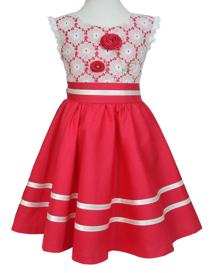 Gorgeous Girls Dress for Spring and Summer Tia – Carousel Wear