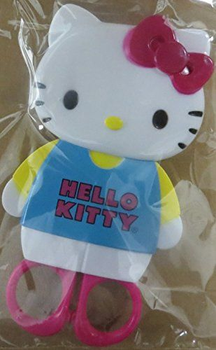 Students Round Edge Scissors - Hello Kitty Scissor with Shaped Case >>> Continue to the product at the image link.