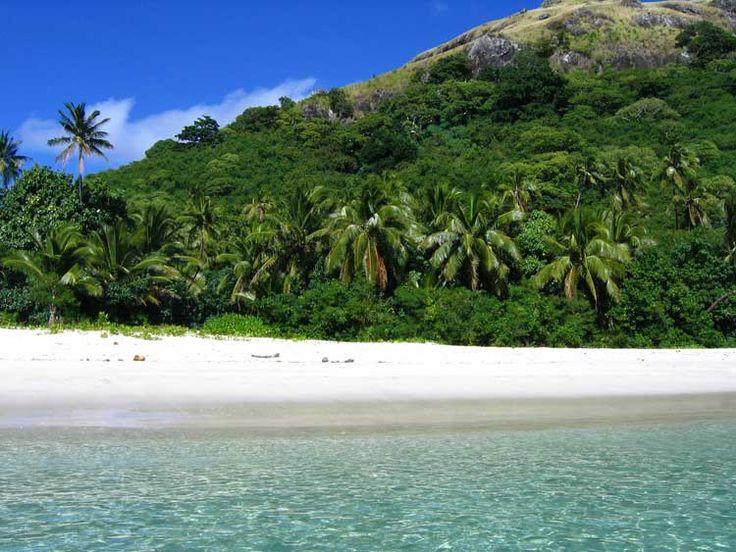 Fiji beaches and beauty