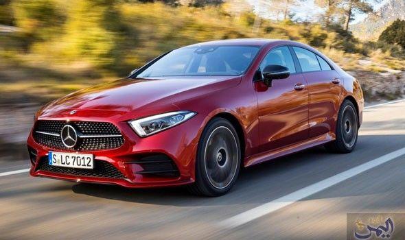 ظهور مرسيدس Cls الجديدة لإثارة غيرة مالكي Mercedes Cls Mercedes Benz Mercedes Benz Cls