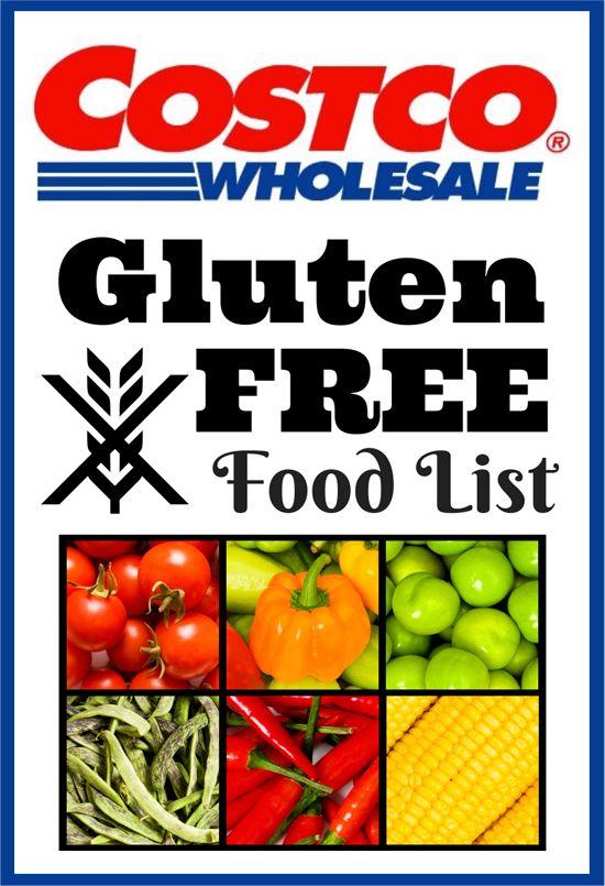 Costco - Gluten-free foods list - Queen Bee Coupons & Savings