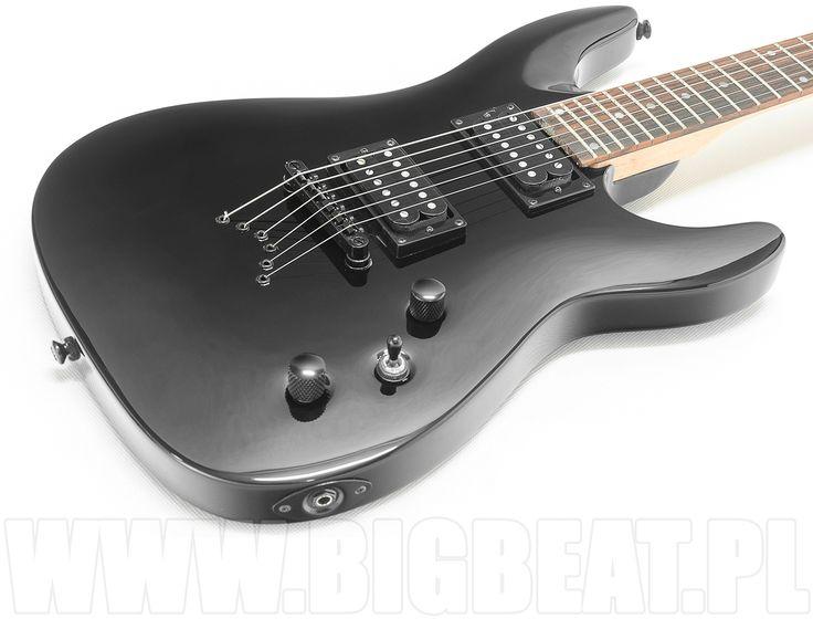 Dean Vendetta 1.0 BK Jedna z najpopularniejszych gitara w Polsce. Szczególnie ulubiona przez młodych miłośników Heavy Metalu.