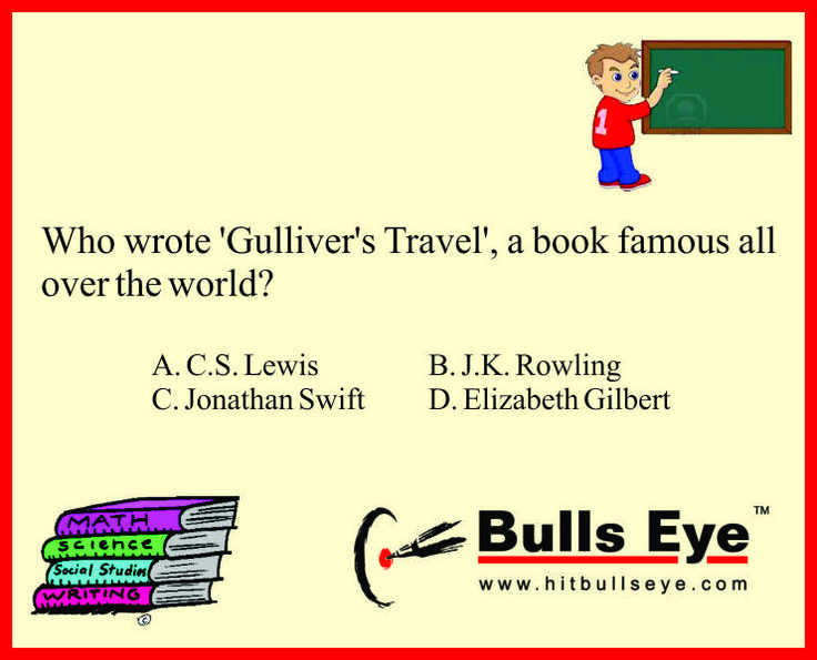 Give your answer at our FB page (www.facebook.com/...). Update your GK for competitive Exam at gk.hitbullseye.com/.  Check CAT Logical Reasoning Questions at http://mba.hitbullseye.com/free_mock_cat/cat-logical-reasoning.php