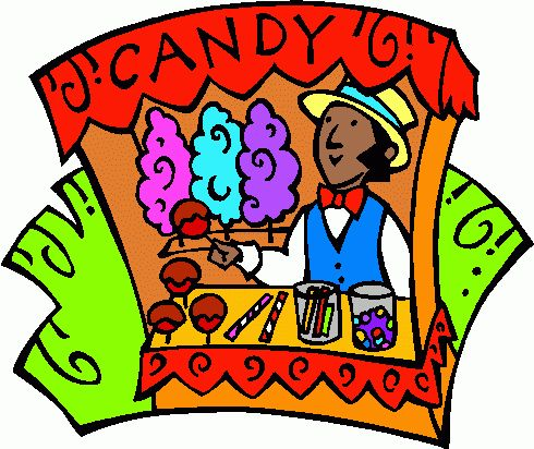 candy store Clip Art | candy_booth_1 clipart - candy_booth ...