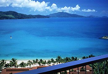 Reef View Hotel, Hamilton Island, Australia