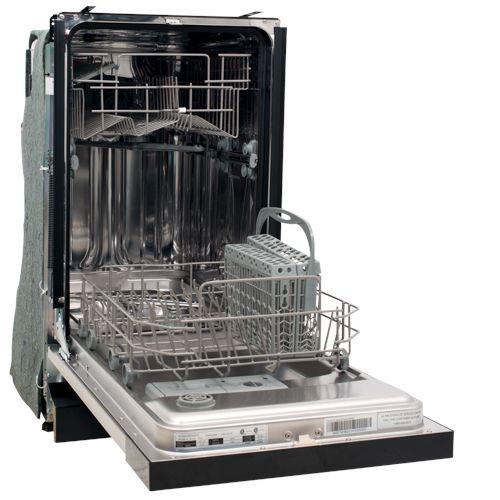 "Avanti 18"" Built-In Dishwasher Secondary Image"