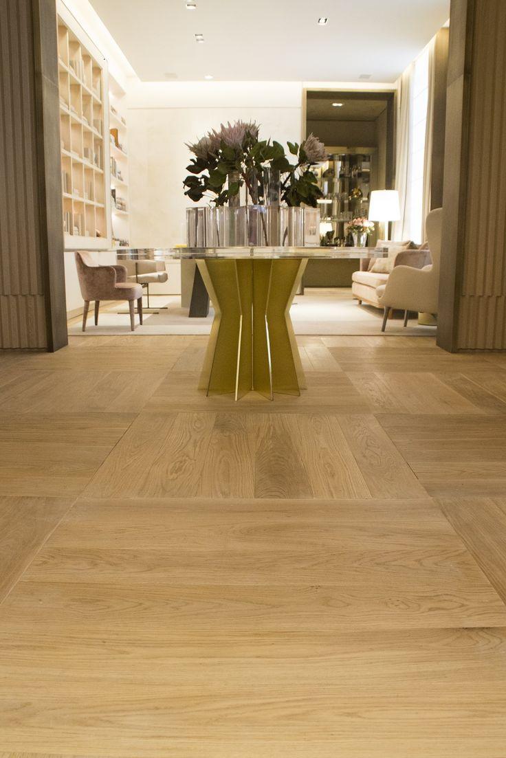 Hakwood flooring – European Oak – Authentic Collection – Original – Casa Cor – Brazil