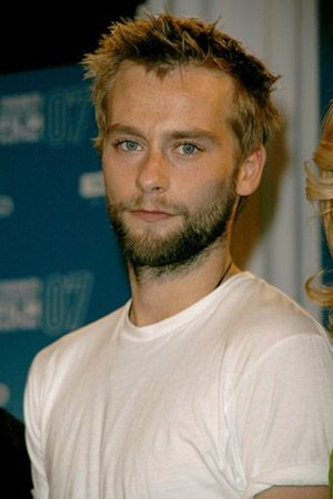 Joe Anderson gorgeous man with some facial hair