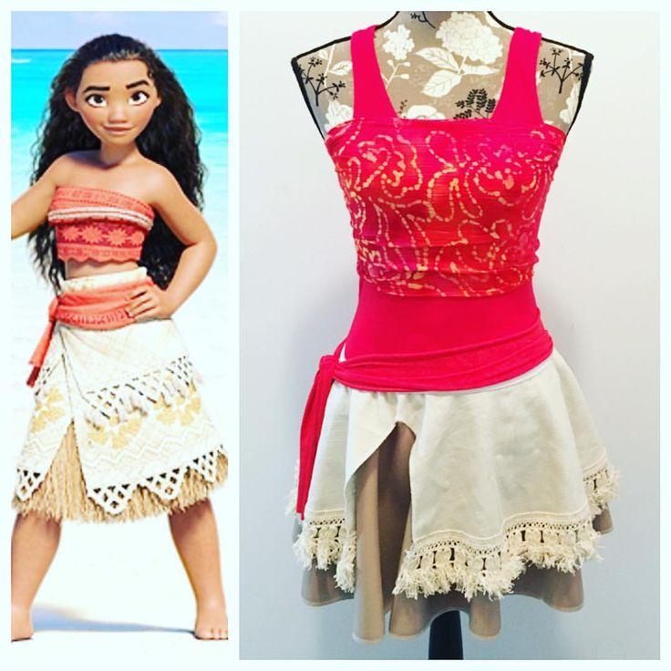 Moana inspired Hawaiian/Polynesian princess running costume. Etsy shop…