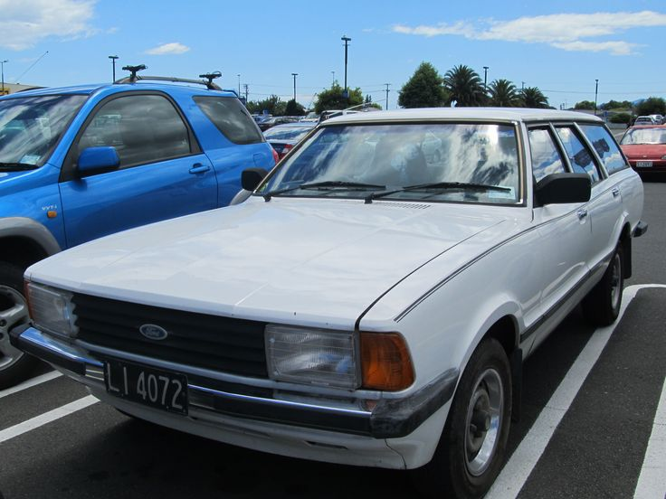 1983 Ford Cortina (NZ_assembled)