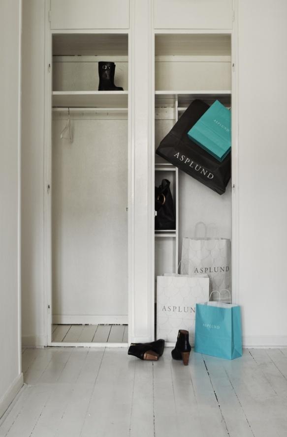 Asplund bags fotograferad för Fantastic Frank Fastighetsmäkleri