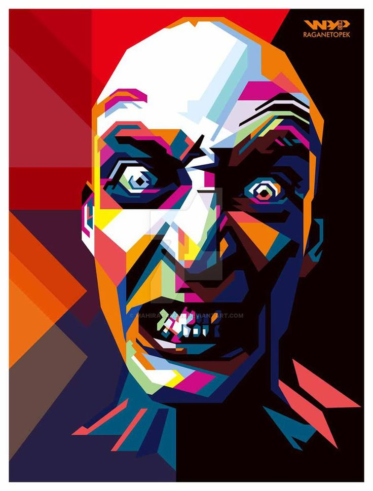 Angry Man by mahiratama19.deviantart.com on @DeviantArt