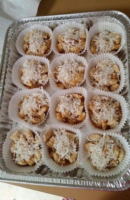 2016 Kids Holiday Club: Mini wheat honey coconut