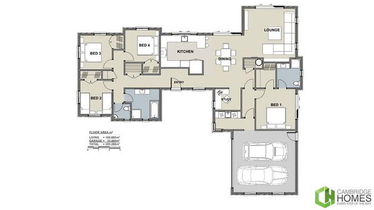 Cambridge Homes Auckland | Redfern Design