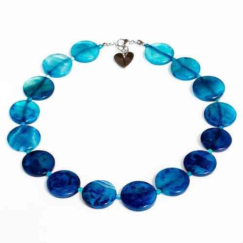 Collana Bluecircle
