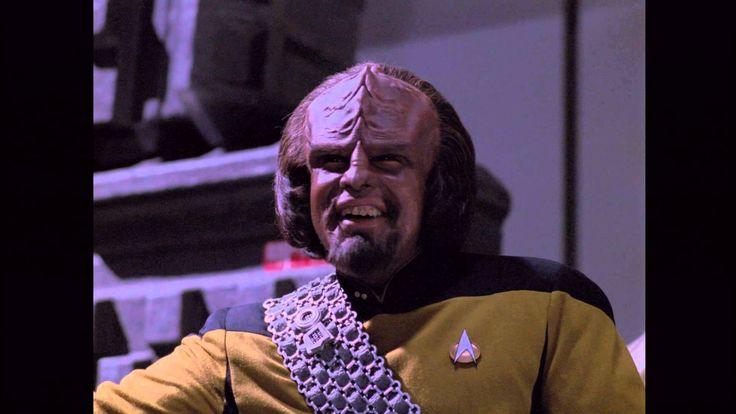 Star Trek: The Next Generation Season 3- Resistance Is Futile Clip 1