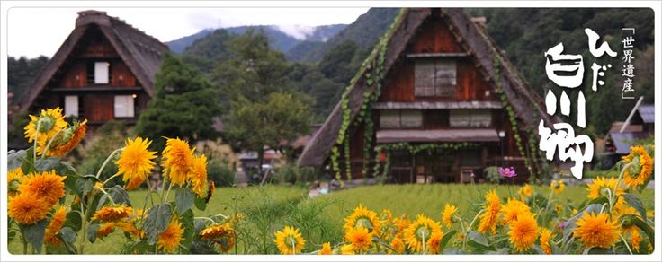 AUTUMN in Shirakawa go