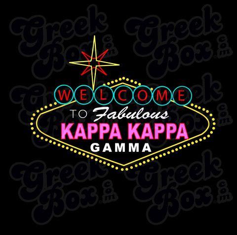 KKG goes vegas... Get ready for Bid Day Gamma O!