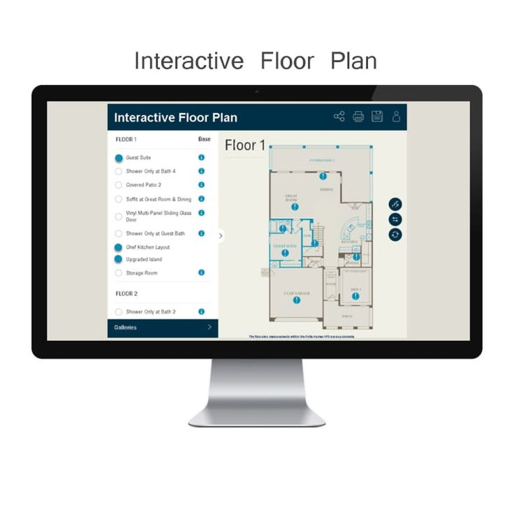 Before You Visit The Pulte Homes Design Center, Check Out Any Of Their  Interactive Design
