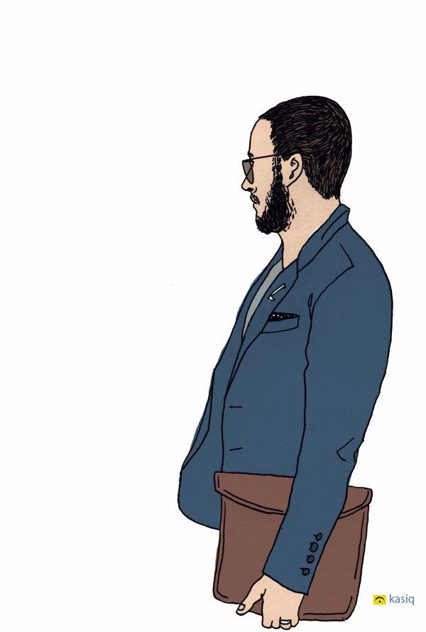 fashion illustration  http://kasiq.com
