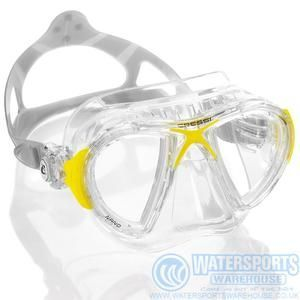 Cressi Nano Crystal Mask for Scuba Diving & Freediving Mask   This product and more at http://www.watersportswarehouse.co.uk/shop/scuba-diving-equipment.html #ScubaDivingEquipmentandSites