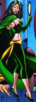 dc comics enchantress   The Enchantress: Misc