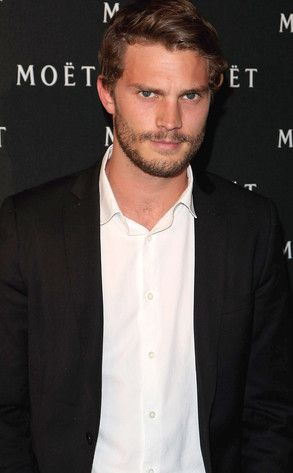 """A source tells E! News exclusively that the Irish actor is the leader of the (very hot) pack to portray the coveted role of Christian Grey. """"HE had a really good read today"""", the source said last night"""