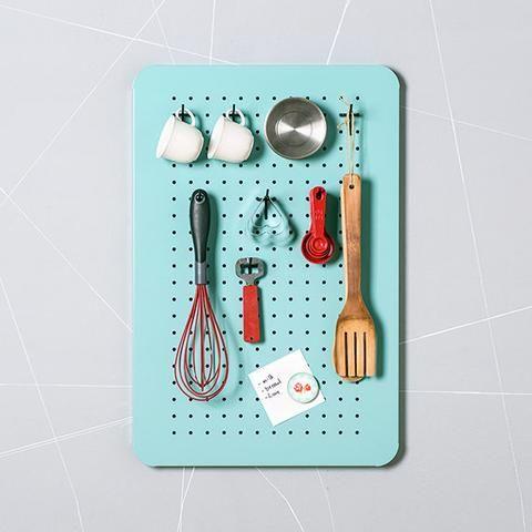 Wall peg board - medium