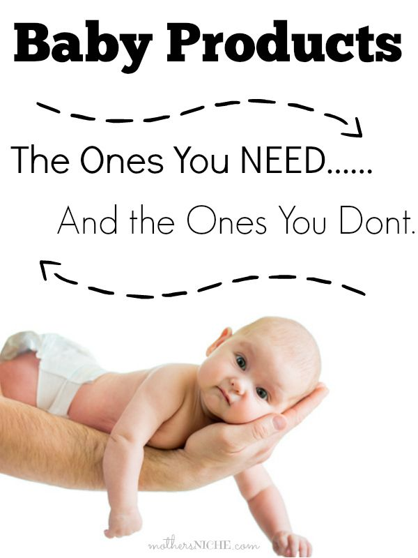 Baby Products Guide: The Must-haves as well as the Unecessary