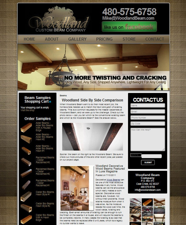 Arizona #Ecommerce Website