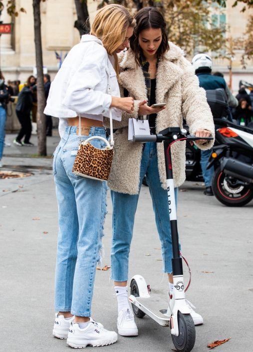 5f629c070474d bayan sokak modası 2019   adidas-puma in 2019   Moda, Moda stilleri ...