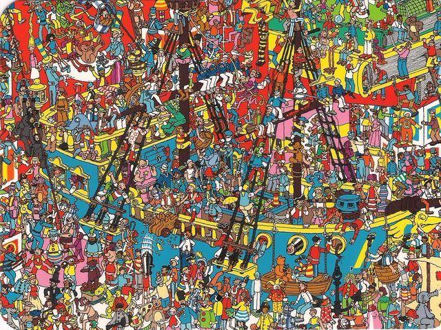 Find Waldo!