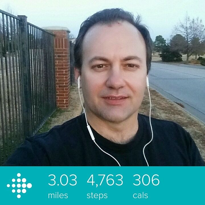 Just discovered a new selling point of my #fitbit. ..so I forgot q payment and my phone got cut off today.  Should have it back up tomorrow but in the mean time I wanted to #run so I went to track it.  #strava said...no Internet.  #charitymiles said...no Internet.  But then I turned #bluetooth on my phone, launched the fitbit app and tracked my run using the #gps in the fitbit itself.  What this tells me is you don't even need a phone service ... just a fitbit and q smartphone and wifi to…